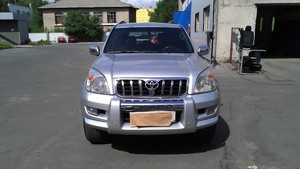 Продам Toyota Land Cruiser Prada